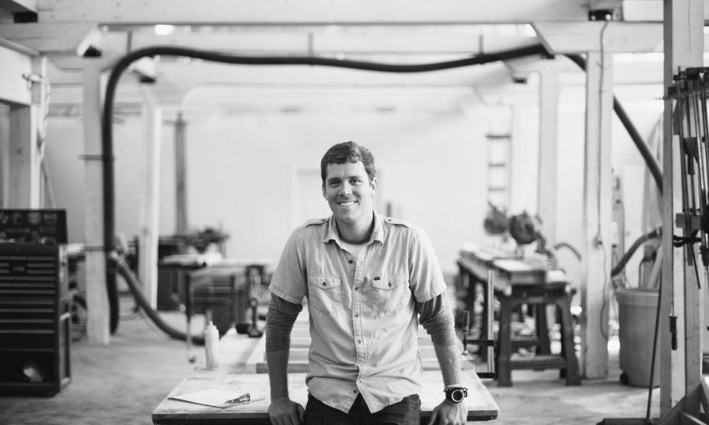 Meet Clay Adams Of Rustic Trades Furniture In Roswell