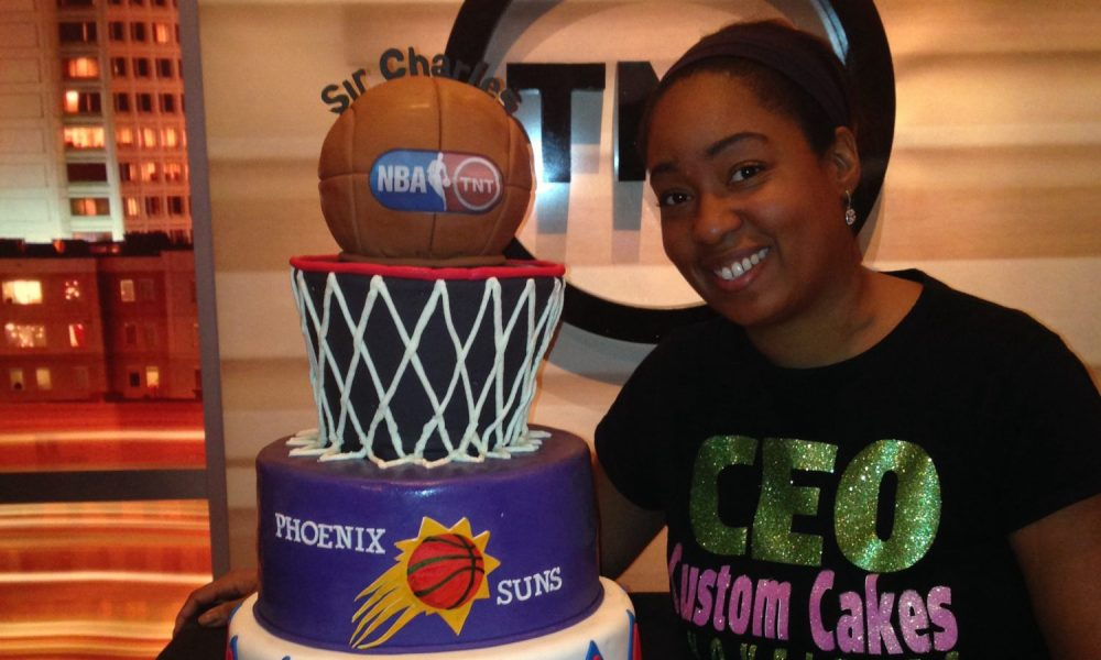 Meet Courtney Olivari Of CEO Custom Cakes Novelties In Hapeville