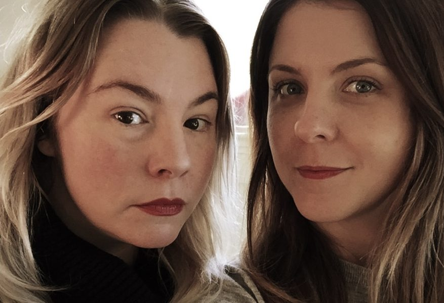Meet Abby Ellis and Dara Metcalfe of Future Perfect Massage in Cabbagetown