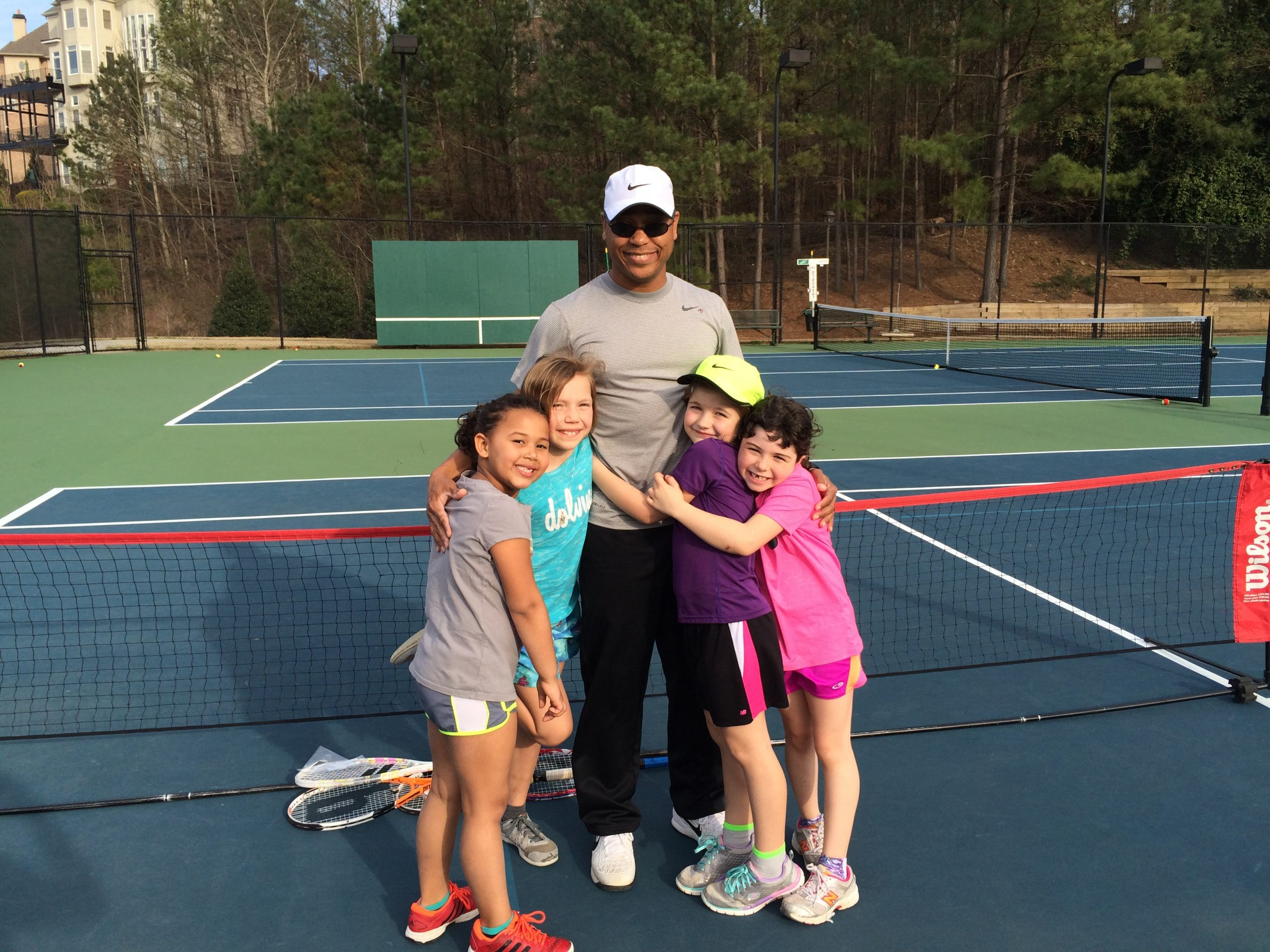 Meet Your Coach: Meet Julius Robinson Of Atlanta Tennis Coach In Alpharetta